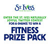 St.Ives Naturally Joyful Twitter Contest: Enter to Win the Perfect Fitness Prize Pack!