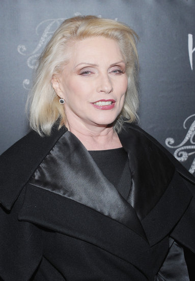 Debbie Harry arrived at the event.