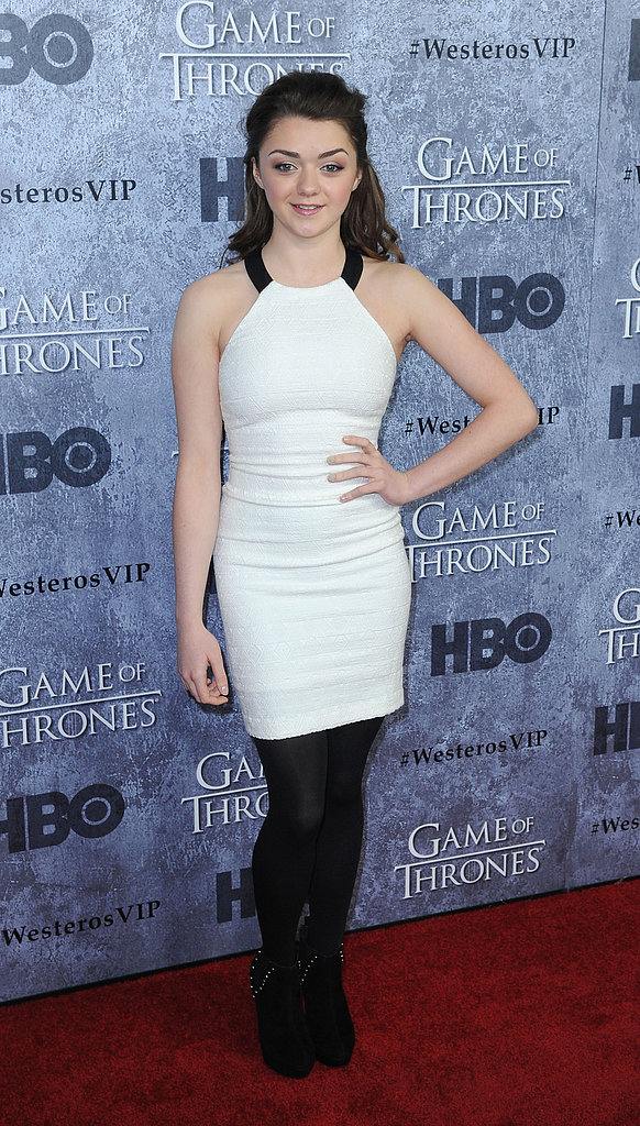 Maisie Williams, Arya Stark