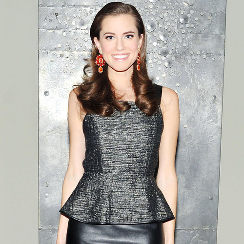 Allison Williams Red-Carpet Pictures