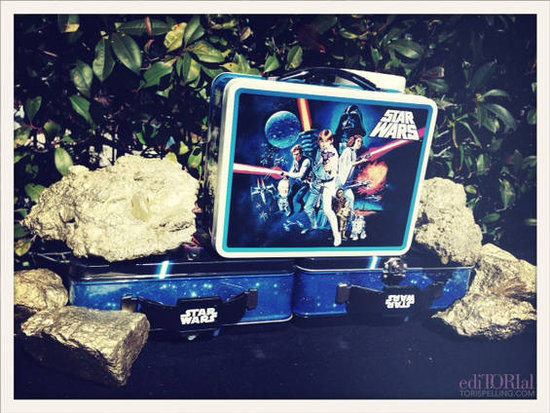 What's a Stars Wars party without a Star Wars lunch box?