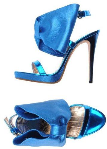 VIKTOR & ROLF Platform sandals