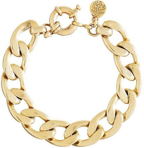 Graduated Link Bracelet