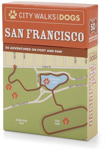 Chronicle San Francisco City Dog Walks