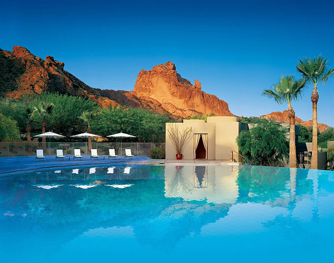 Sanctuary Resort at Camelback Mountain, Scottsdale, AZ