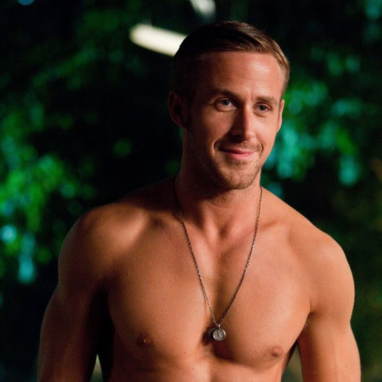 Cry Through These Sexy GIFs of NEW DAD Ryan Gosling