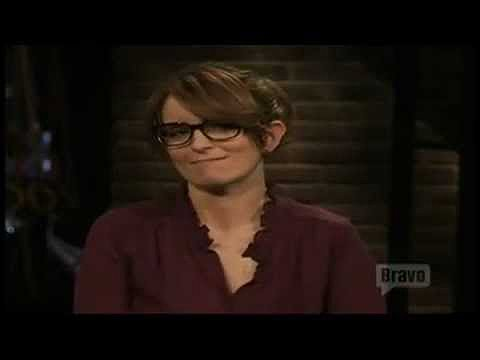 Tina Fey on Inside the Actors Studio