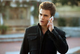 Paul Wesley on The Vampire Diaries.
