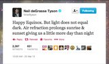 StarTalk Radio's Neil deGrasse Tyson injects some science into Spring.