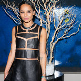 Zoë Kravitz Teams Up With Swarovski Crystallized — Shop the Jewels Now