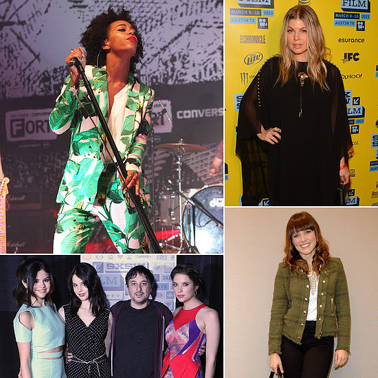 Our favorite stars ended South by Southwest in style.