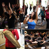 Happiness Is a Yoga Class With Celeb Trainer Mandy Ingber