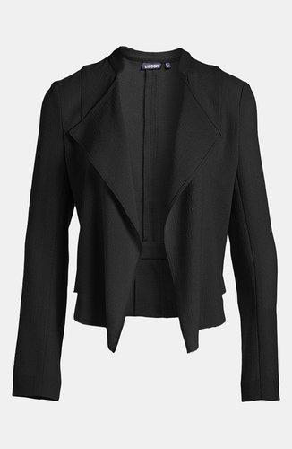 Tildon 'Vintage' Drape Front Blazer