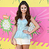 Selena Gomez on Kids' Choice Awards Red Carpet | 2013