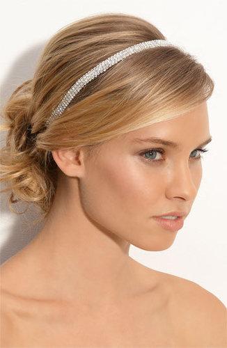 Tasha 'Solid Rows of Crystal' Headband
