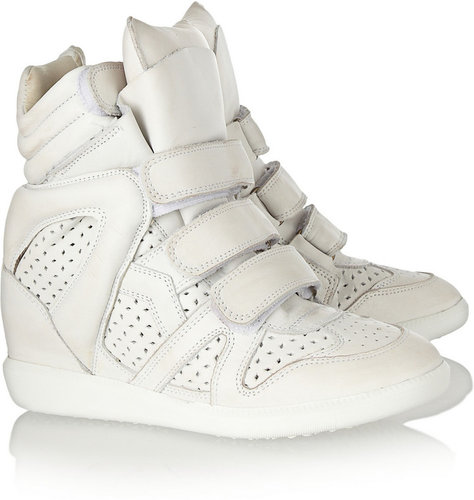 Isabel Marant The Brian leather sneakers