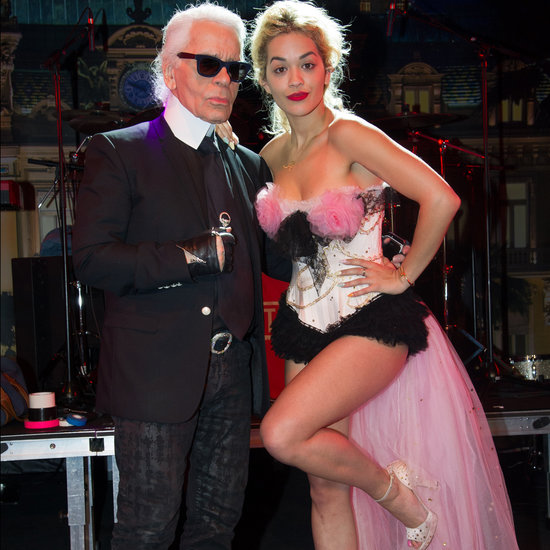 Inside the Karl Lagerfeld Edition of Monaco's Annual Rose Ball