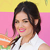 Lucy Hale Makeup | Kids' Choice Awards 2013