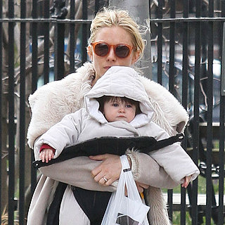 Sienna Miller and Baby Marlowe in New York City | Pictures