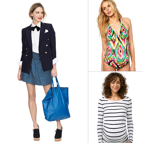 From Sweaters to Swimwear: 10 Spring Maternity Wardrobe Must Haves