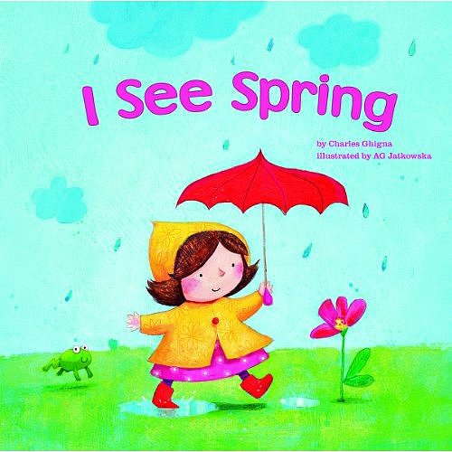 The Summer I Turned Pretty Book Cover Models ~ Children s books about spring popsugar moms