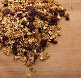 Pumpkin-Spiced Granola