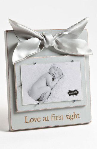 Mud Pie 'Love At First Sight' Wooden Picture Frame