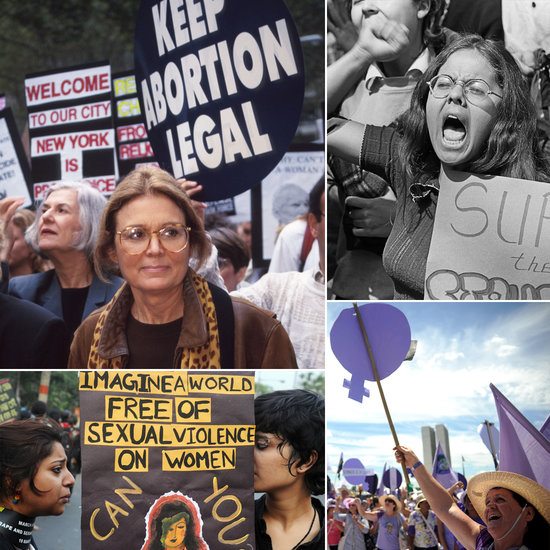 How Women Have Protested Through History