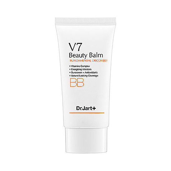 Dr. Jart offers up a V7 Beauty Balm ($36) that smooths out skin while while shielding it from the sun's harsh rays. Protection can be beautiful.