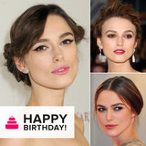 Happy Birthday, Keira Knightley! See 10 of Her Loveliest Lipstick Looks