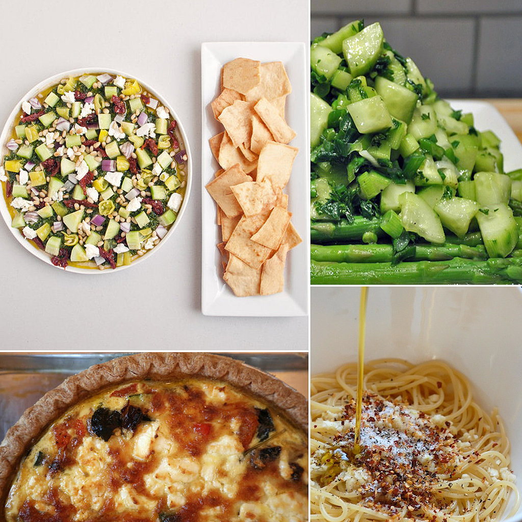 Mediterranean recipes popsugar food for Mediterranean food menu