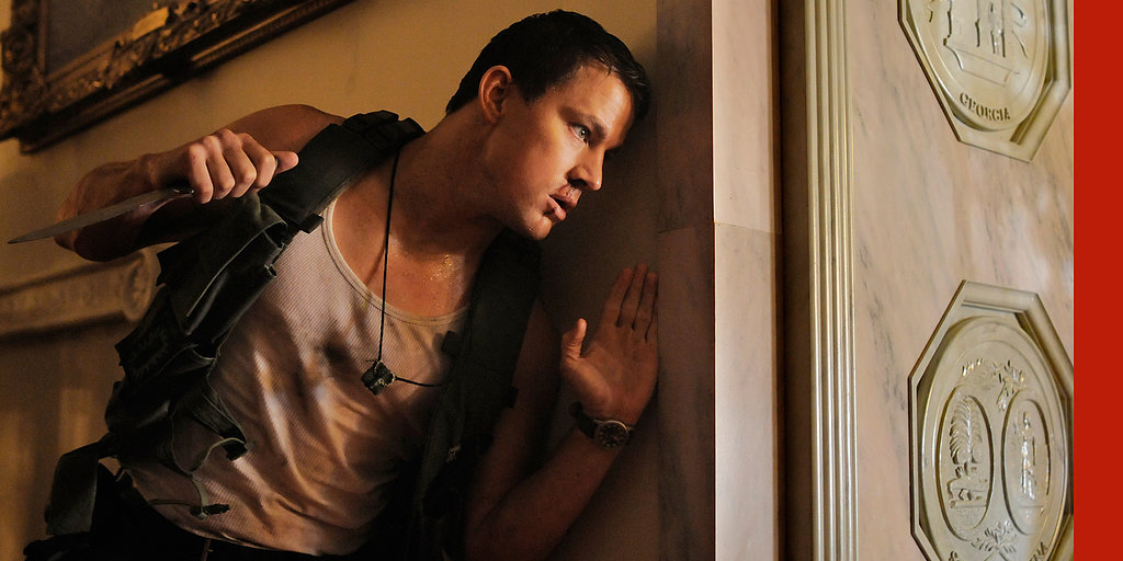 White House Down Trailer: Channing Tatum Will Be Your Hero, America