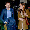 Eddie Redmayne and Girlfriend Have a Date Night in London