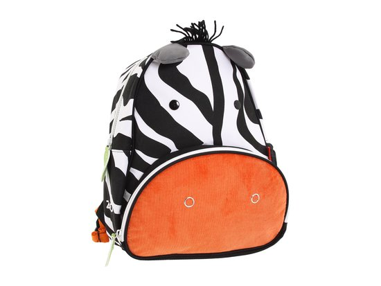 Skip Hop's Zebra Zoo Pack Backpack ($22) is a fun, playful option for your animal-loving little one.