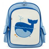The Lucas the Whale Backpack ($90) by Beatrix New York can stow your child's favorite carry-on toys for your next trip.