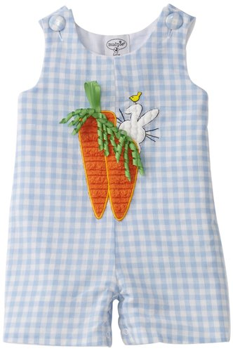 Mud Pie's Carrot Shortall