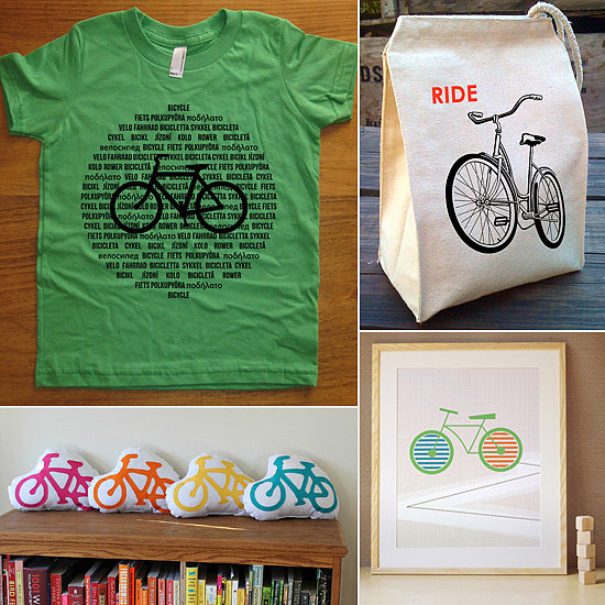Bicycle-Themed Everything For Your Favorite Little Rider