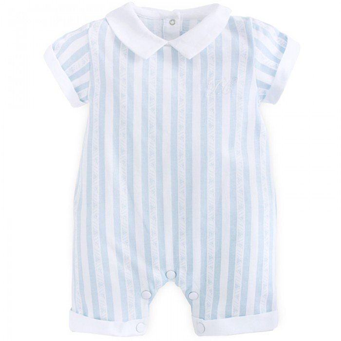 Alex and Alexa Stripe Shortall