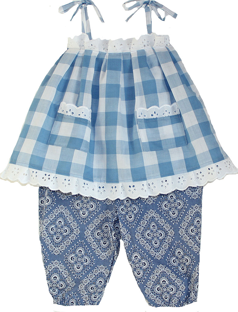 Picnic Sundress and Pantaloons