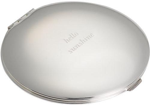 Kate Spade New York 'silver Street' Compact Mirror