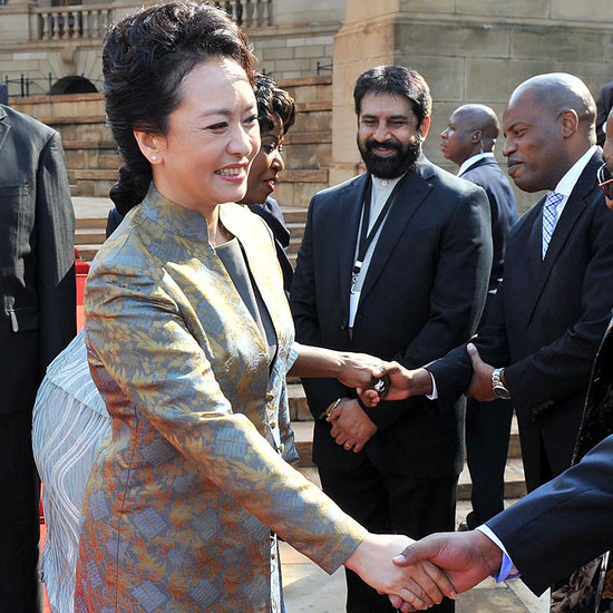 Meet China's New First Lady, Peng Liyuan