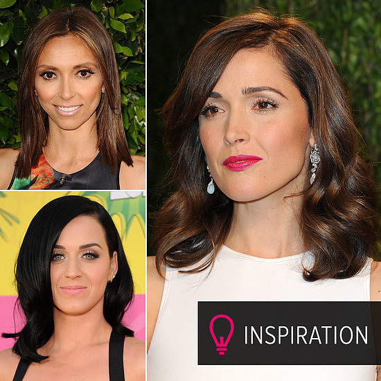 15 Celebrity Lob Looks to Inspire You