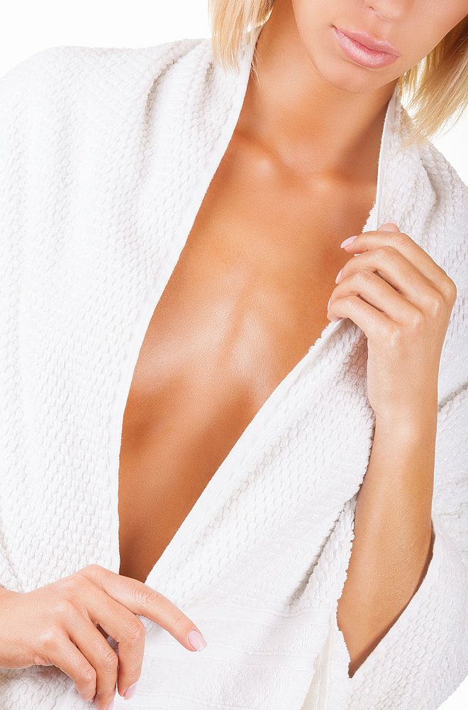 7. Enhance Your Décolletage