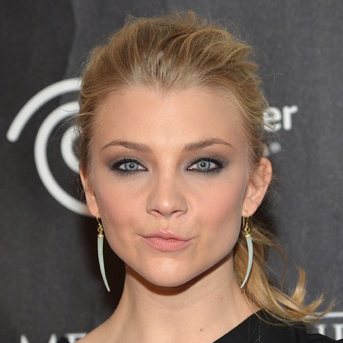 Natalie Dormer Makeup | Game of Thrones Red Carpet