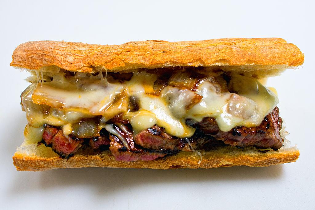Pat LaFrieda's Steak Sandwich at Citi Field