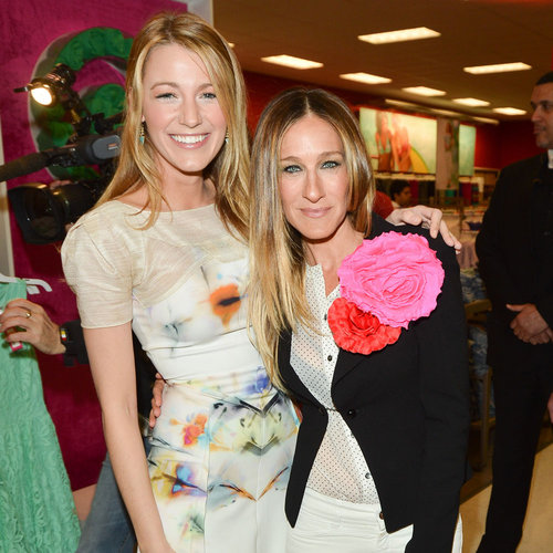 Blake Lively And Sarah Jessica Parker: Target Canada Launch