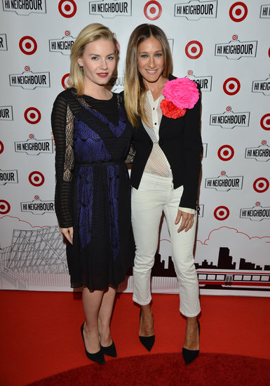 Sarah Jessica Parker chatted with Elisha Cuthbert.
