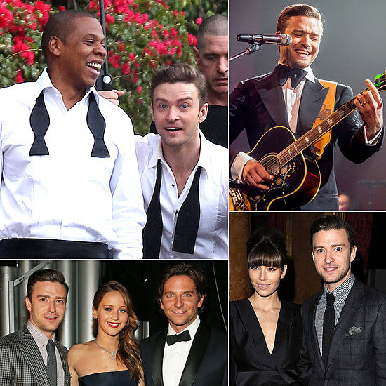 Status Update: The Latest on Justin Timberlake's Big 2013!