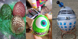 Geeky Eggs to Inspire Your Easter Basket