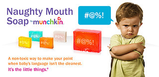 Munchkin's Naughty Mouth Soap